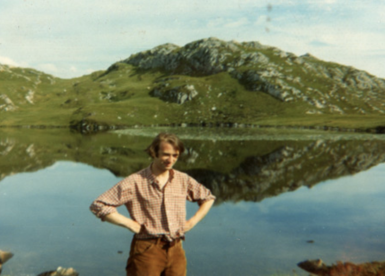 Ward in 1968